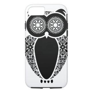 StellaRoot Hootie Owl Damask iPhone 7 Case