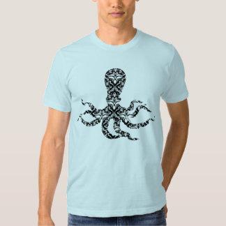 StellaRoot Octopus Damask Shirts