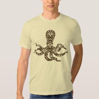 StellaRoot Octopus Damask T-shirt