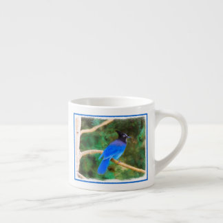 Steller's Jay Espresso Cup