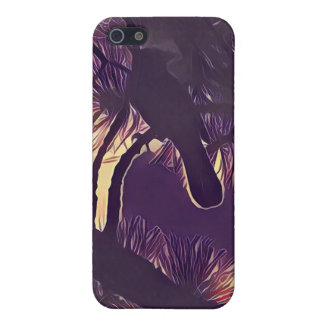 Steller's Jay Phone Case iPhone 5/5S Cases