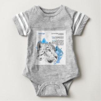 Stelmaria - Asriel's Daemon from His Dark Material Baby Bodysuit