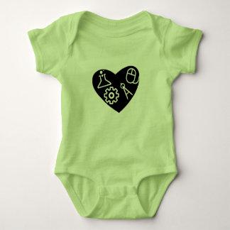 STEM baby Baby Bodysuit