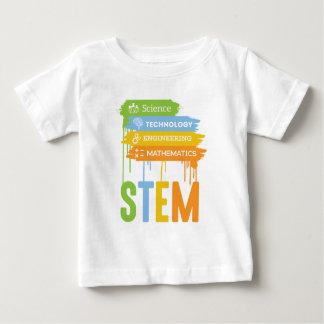 STEM Science Technology Engineering Math School Baby T-Shirt