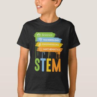 STEM Science Technology Engineering Math School T-Shirt