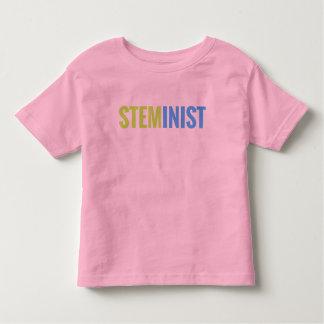 STEMinist Girls' Ringer Tee