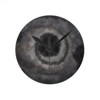 Stemma Round Clock