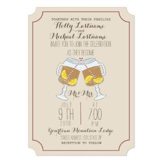 Sweet tea invitations 500 sweet tea invites announcements - Stemmed mason jars ...