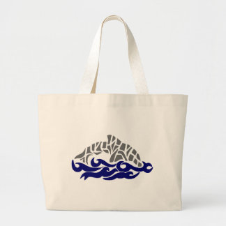 stencil dolphin bag