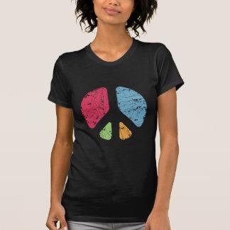 Stencil Peace T-shirt