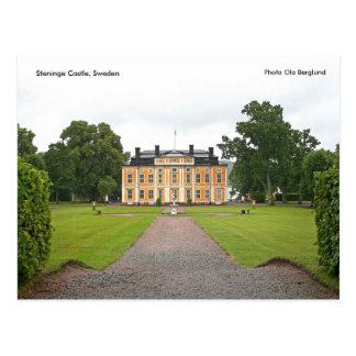 Steninge Castle, Sweden, Photo O... Postcard