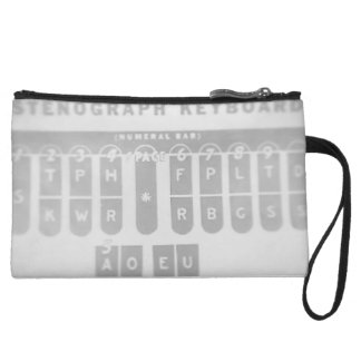 Stenograph Keyboard Clutch