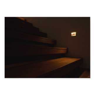 Step by step 13 cm x 18 cm invitation card