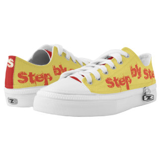 Step By Step Low Top Shoes