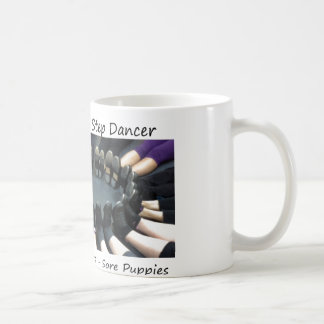 Step Dance Circle Feet - Mug