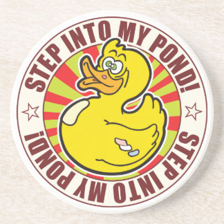 Step Duck Coaster