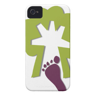 STEP INTO NATURE iPhone 4 COVER
