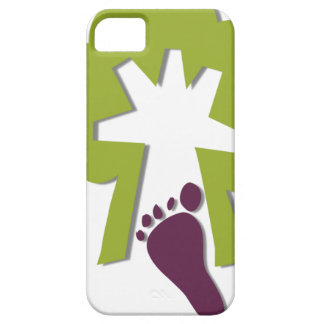 STEP INTO NATURE iPhone 5 CASE