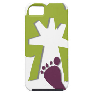 STEP INTO NATURE iPhone 5 COVER