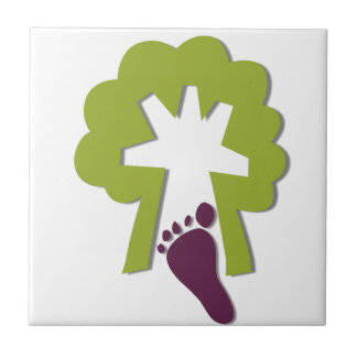 STEP INTO NATURE TILE