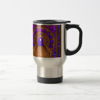 Step Into the Infinite Travel Mug