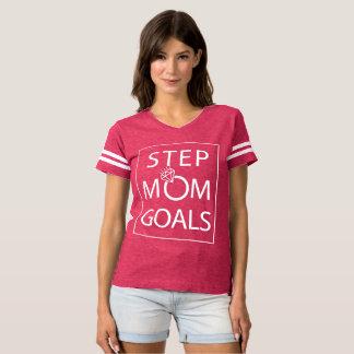 Step Mom Goals Tee