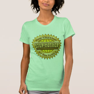 Step-Mother Mothers Day Gifts Tshirts