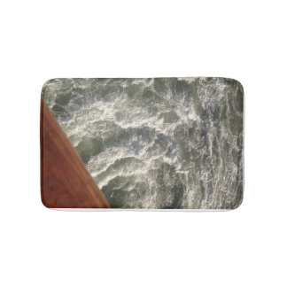 Step Out and Stay Afloat Bath Mat