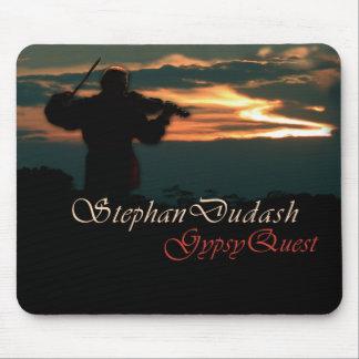 Stephan Dudash Gypsy Quest Mousepad