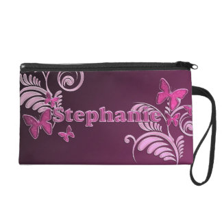 stephanie Bagettes Bag Wristlet Clutches