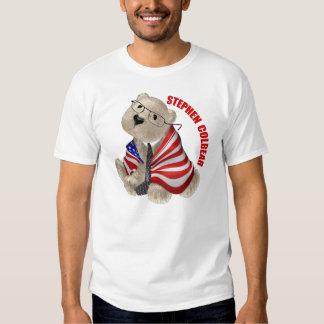 Stephen ColBEAR t-shirt