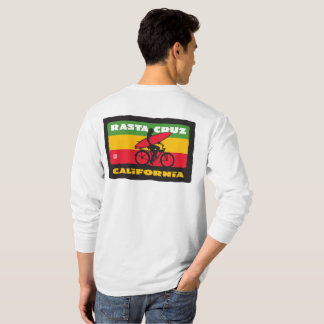 Stephen Hosmer's Rasta Cruz Surfer Girl T-Shirt