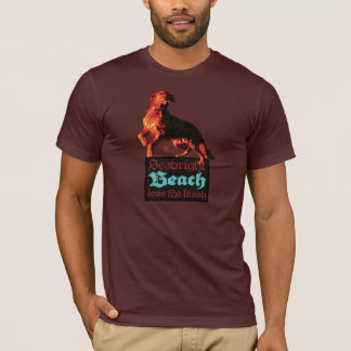 Stephen Hosmer's Seabright Beach T-Shirt