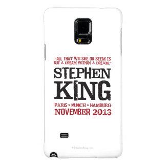 Stephen King's Euro Tour Galaxy Note 4 Case