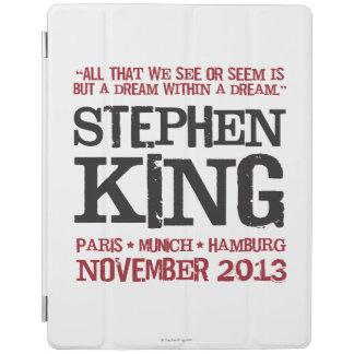 Stephen King's Euro Tour iPad Cover