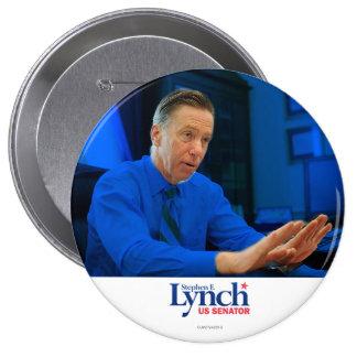 Stephen Lynch for Senate 10 Cm Round Badge