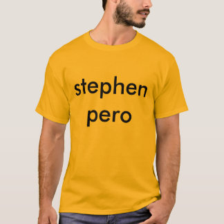 Stephen Pero T-Shirt