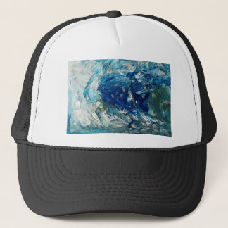 stephens wave trucker hat