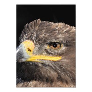 Steppe Eagle Card