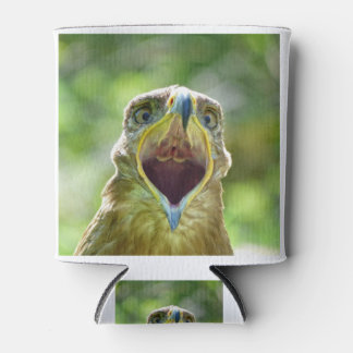 Steppe Eagle Head 001 2.1 Can Cooler