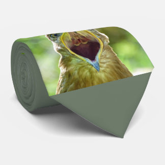Steppe Eagle Head 001 2.1 Tie