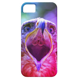 Steppe Eagle Head 01 2.2.F Case For The iPhone 5