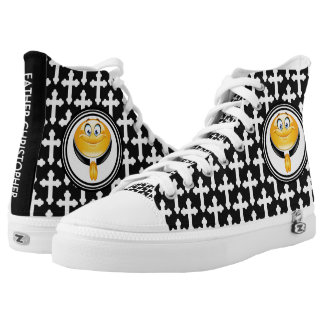 Steppin' UP! SOUL Sole Food Printed Shoes