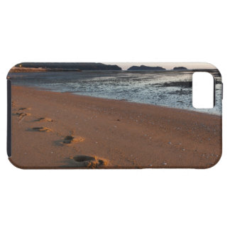 Steps in the sands at sunrise tough iPhone 5 case