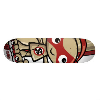 Stereo Mascot 21.6 Cm Old School Skateboard Deck