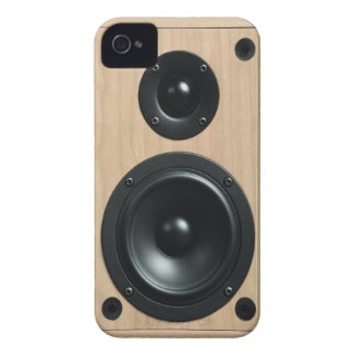Stereo Speaker Case Cover iPhone 4 Case-Mate Cases