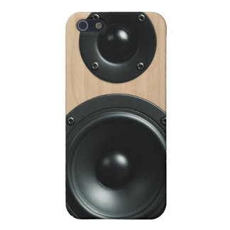 Stereo Speaker iPhone 4/4s Case Cover