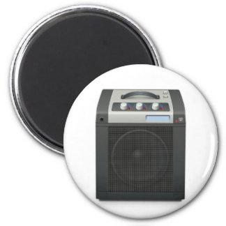 Stereo Speaker Magnet