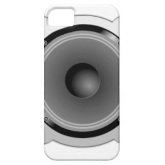 Stereo Speakers Barely There iPhone 5 Case