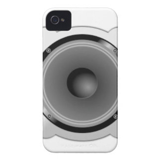Stereo Speakers iPhone 4 Covers